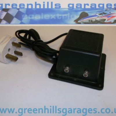 Yellow MACC31 Greenhills Scalextric Classic Power Base Hand Controller